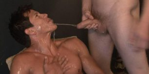 Real pigs get wet and hard