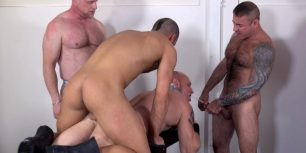 Mason Garet is in for the fuck of his life